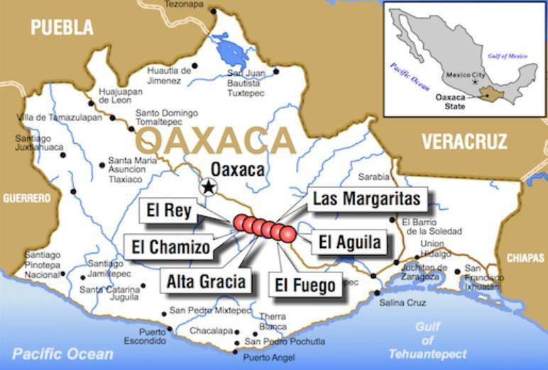 Comunidad de Oaxaca gana suspensión contra subsidiarias de minera estadunidense