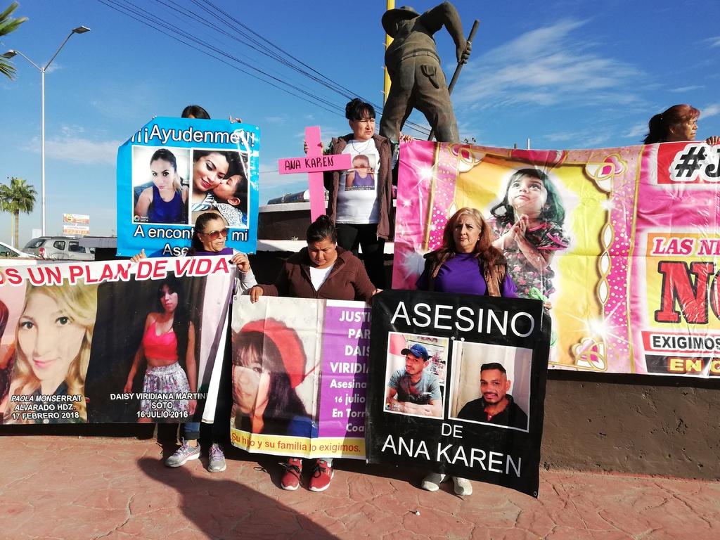 Critica Red de Mujeres en la Laguna propuesta sobre feminicidios (Coahuila)