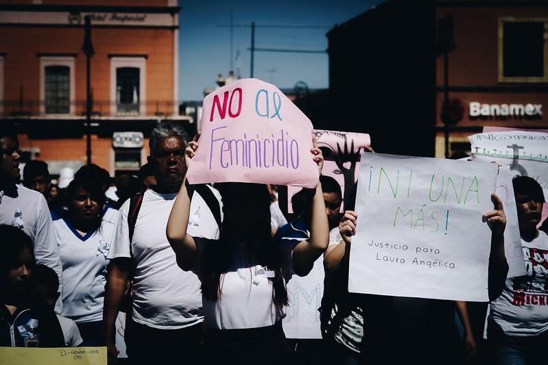 MAPA DE FEMINICIDIOS EN AGUASCALIENTES