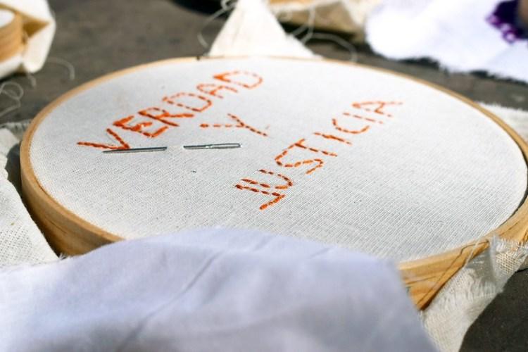 VISIBILIZAN FEMINICIDIOS Y CASOS DE PERSONAS DESAPARECIDAS EN AGUASCALIENTES