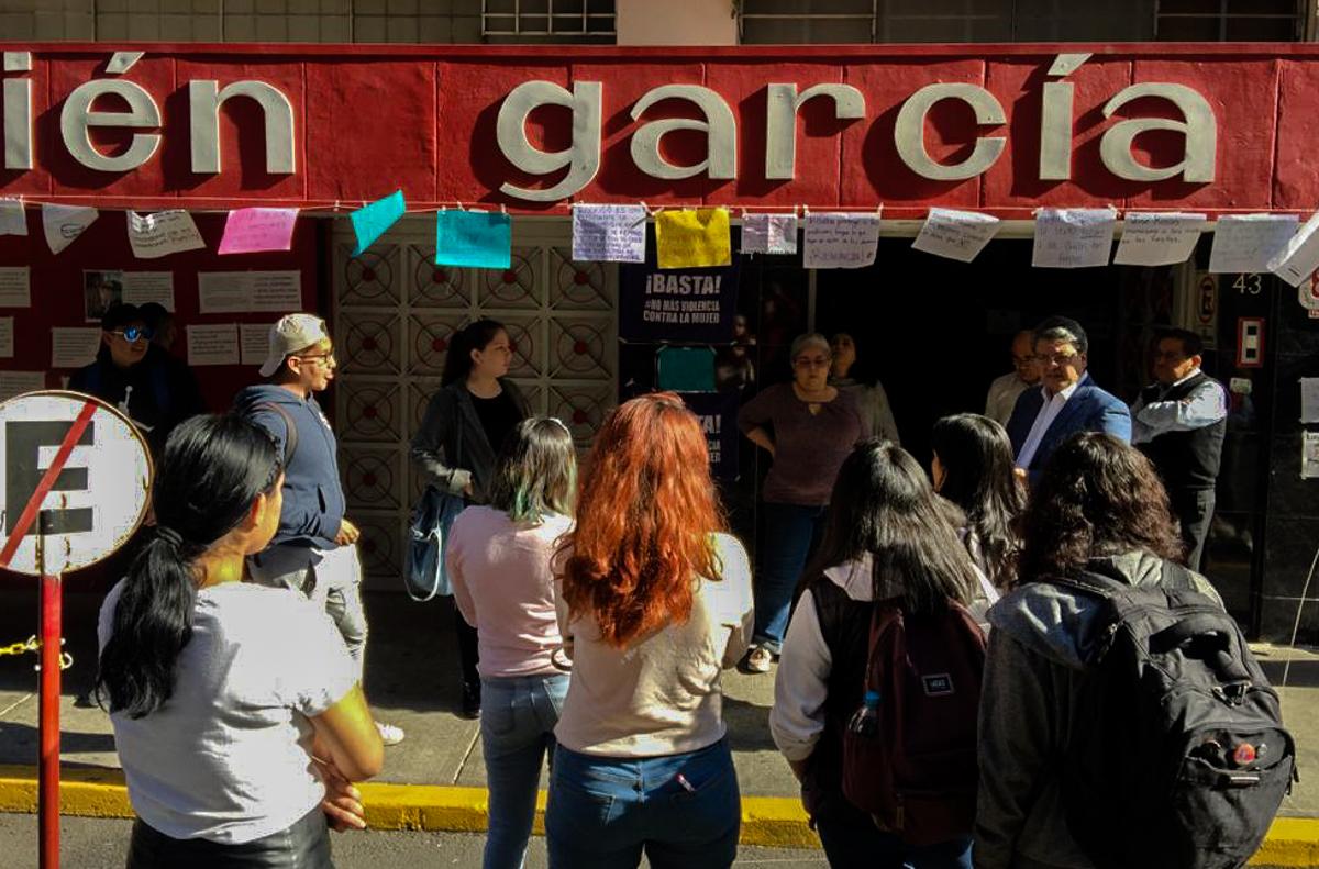 A un año del #MeToo en la Septién, denuncian, otra vez, acoso (Ciudad de México)