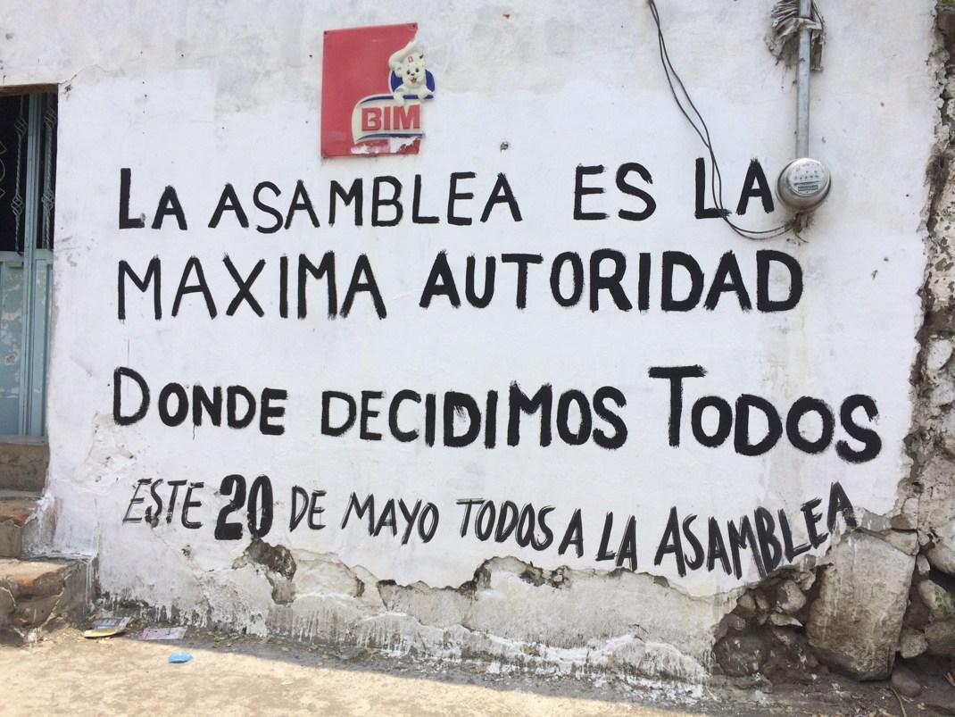 Amilcingo ratifica autogobierno por usos y costumbres (Morelos)