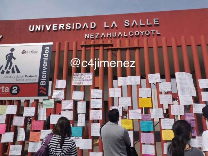 Denuncian acoso sexual alumnas de La Salle en Neza (Estado de México)