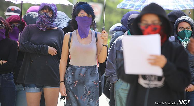 Justicia, rebajas en colegiatura y voto directo para elegir rector, en el pliego petitorio de alumnos paristas (Estado de México)