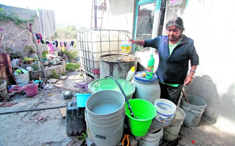 Ganan 189 amparos contra cobro de agua en Puebla