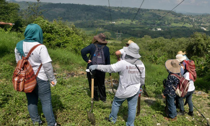 """La CEAV """"quiere bajar la cortina presupuestal"""" en el tema de desaparecidos: colectivos (Veracruz)"""