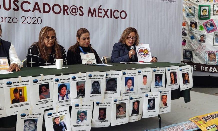 #9M: Edith, la rastreadora que no quiere ni puede parar (San Luis Potosí)