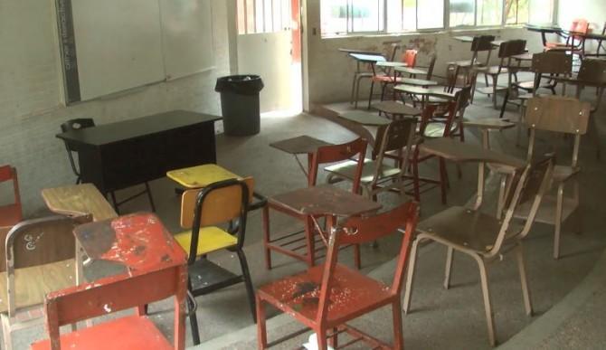 Sin clases en Tamaulipas por #UnDíaSinNosotras