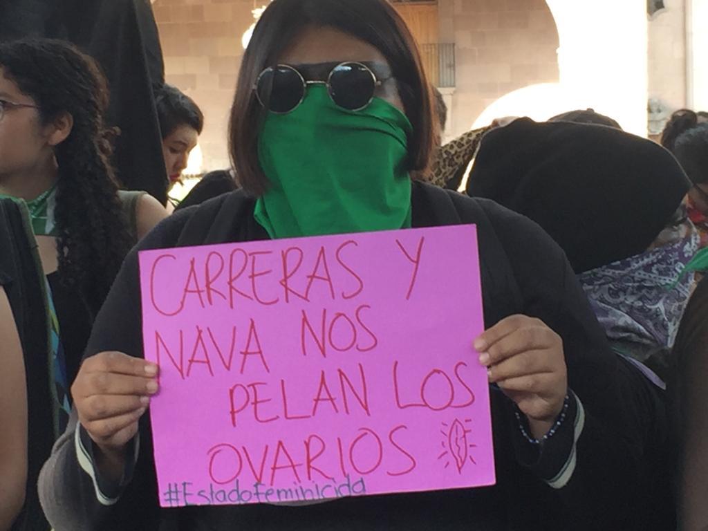 Colectivas feministas convocan a la Marcha 8M en San Luis Potosí