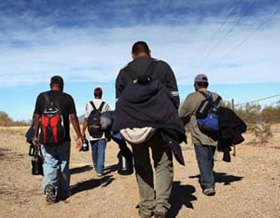 Extenso campamento fronterizo mexicano, mal preparado para brote de coronavirus (Tamaulipas)