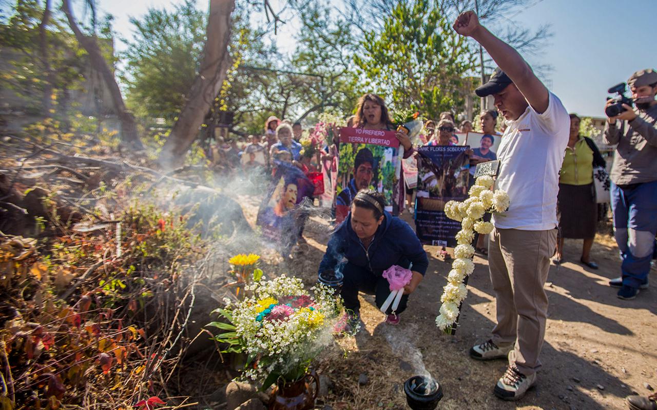 A un año del asesinato de Samir: ni justicia ni obras (Morelos)
