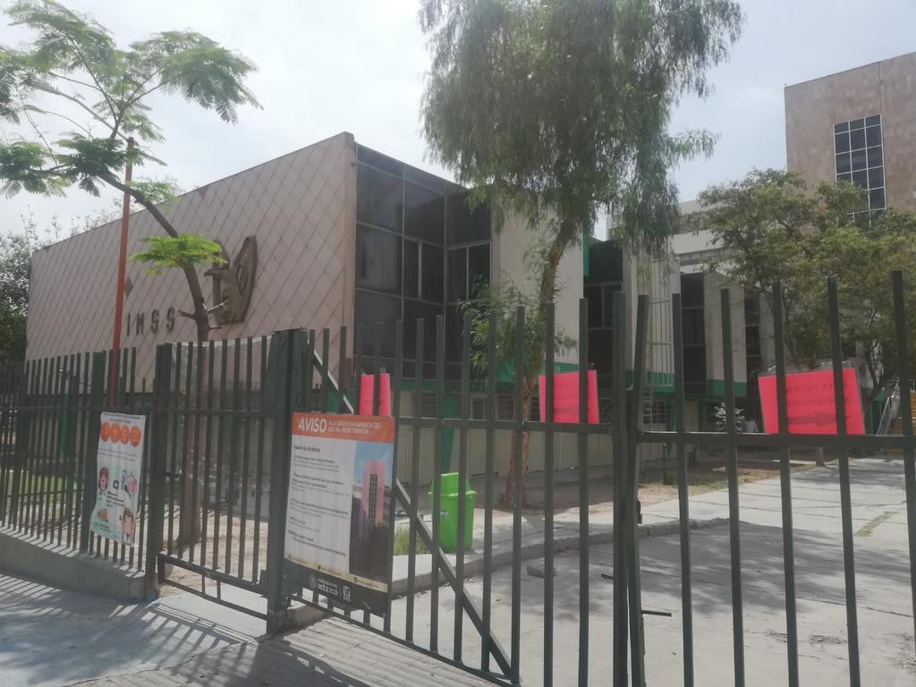 Piden insumos para Clínica 18 del IMSS en Torreón (Coahuila)