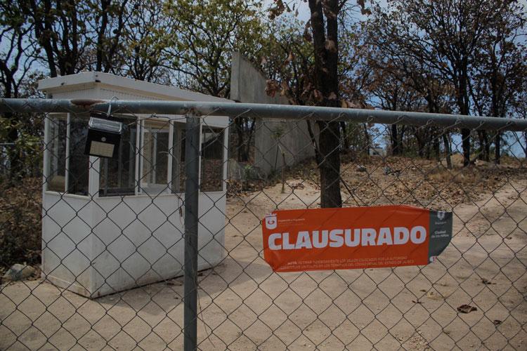 Acusan simulación en clausura en el Nixticuil (Jalisco)