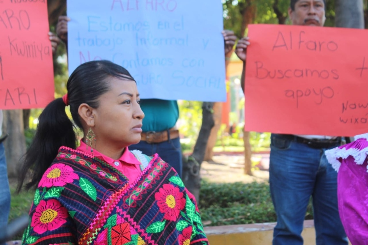 Indígenas de Jalisco, en el desamparo ante Covid-19