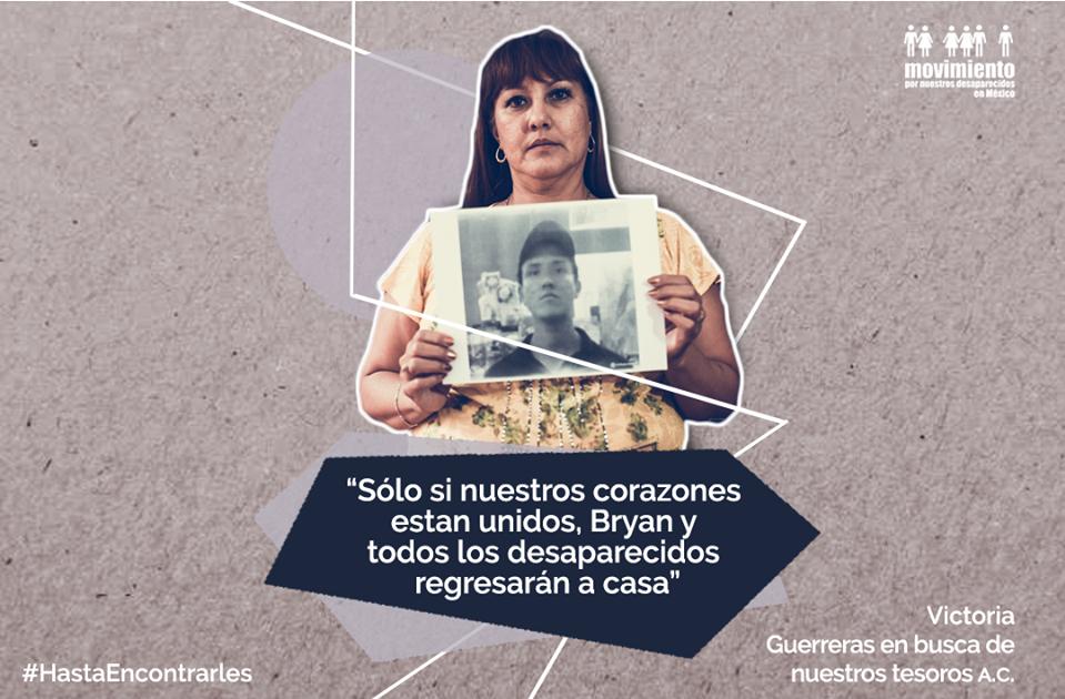 Familiares de desaparecidos en Nayarit detienen sus labores de búsqueda en campo por la contingencia sanitaria