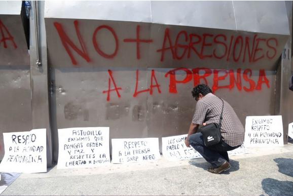 El periodista Víctor Fernando Álvarez es reportado como desaparecido en Guerrero