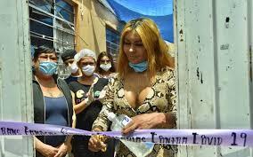 Comunidad transexual y transgénero instala comedor comunitario en Toluca (Estado de México)