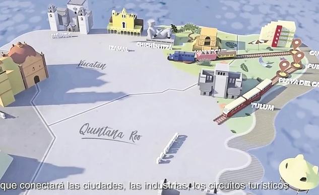 """Denuncian a Juzgados por """"bloquear amparos"""" contra obras del Tren Maya"""