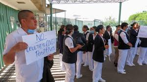 Mascarillas N95 que llegaron al hospital 1 de Octubre se extraviaron: Ana María Pilares (Ciudad de México)