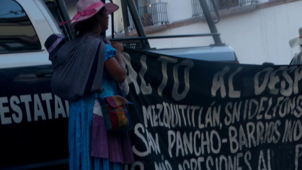 POBLADORES DE SANTIAGO MEXQUITITLÁN DENUNCIAN ACOSO DE AUTORIDADES MUNICIPALES Y LLAMAN A LA SOLIDARIAD DE LA CIUDADANÍA (Querétaro)