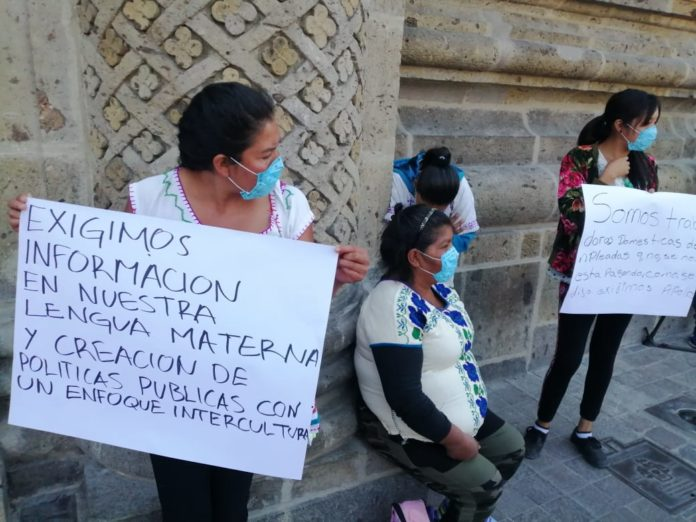 Comunidades indígenas temen que sus hijos pierdan ciclo escolar por no tener acceso a internet (Jalisco)