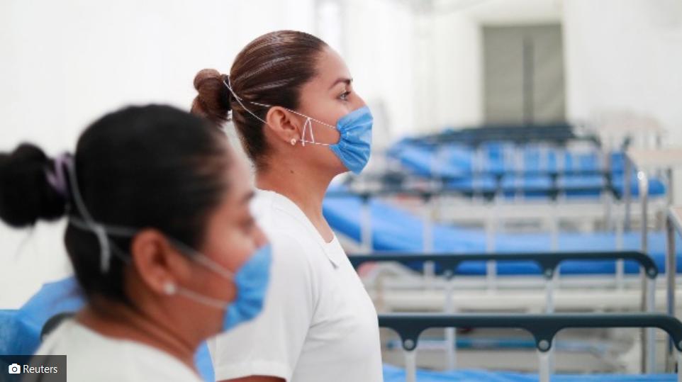 """""""Chofer, evita levantar médicos"""": Difunden mensajes de odio contra personal del IMSS por miedo al COVID-19 (Veracruz)"""