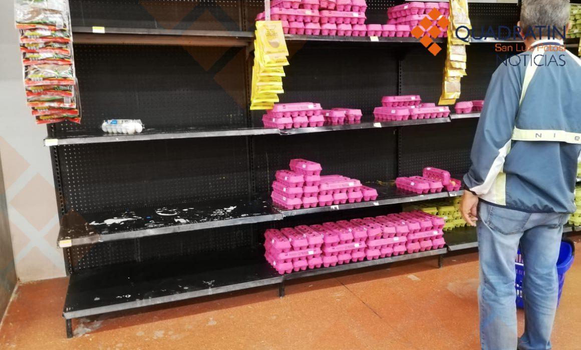 Se ensañan con costo del huevo en San Luis Potosí