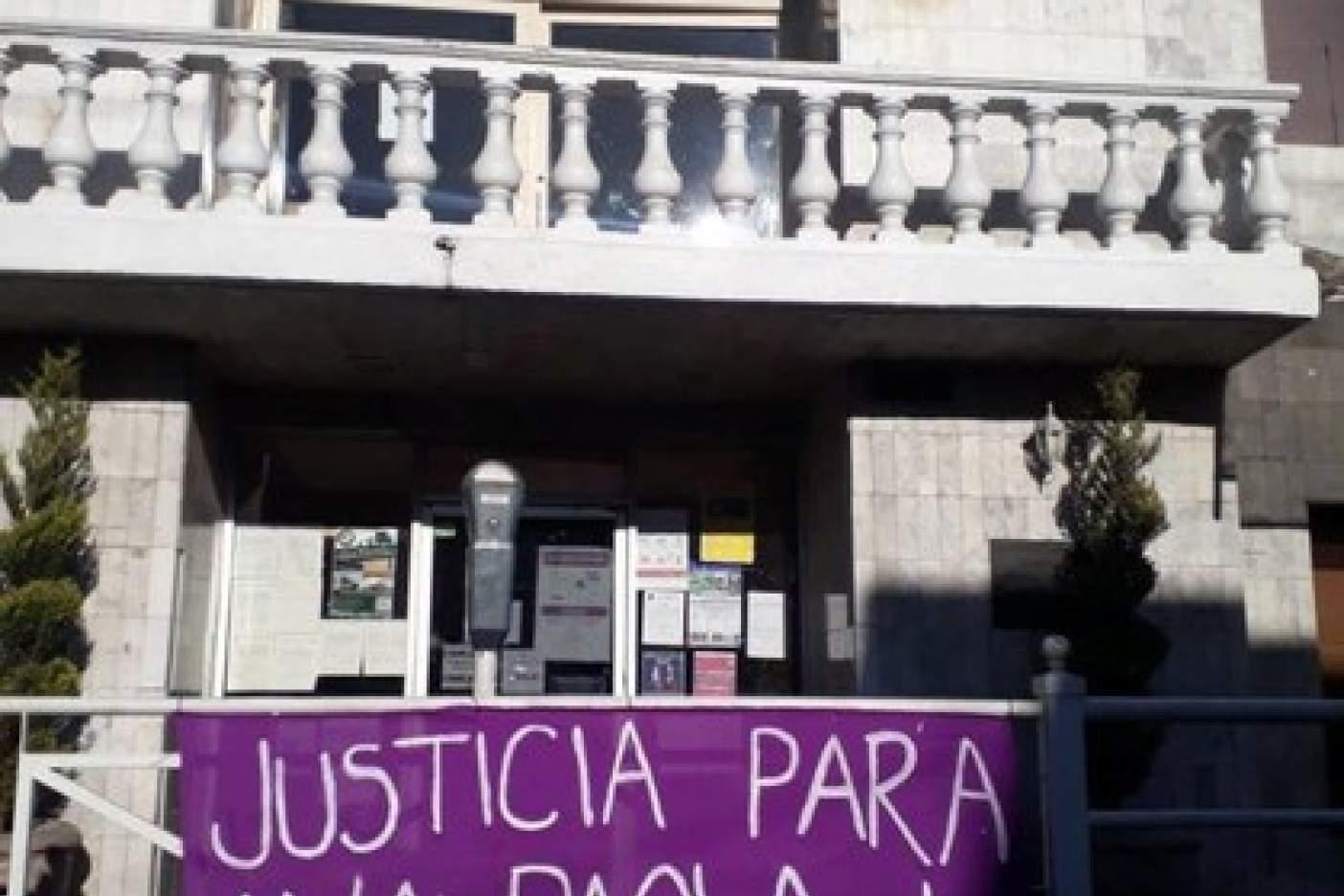 Crece protesta #JusticiaParaAnaPaola por asesinato de adolescente de 13 años en Sonora