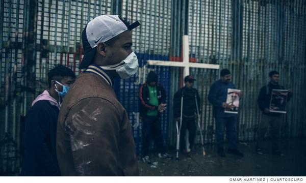 Organizaciones presentan amparo ante detención discriminatoria de migrantes