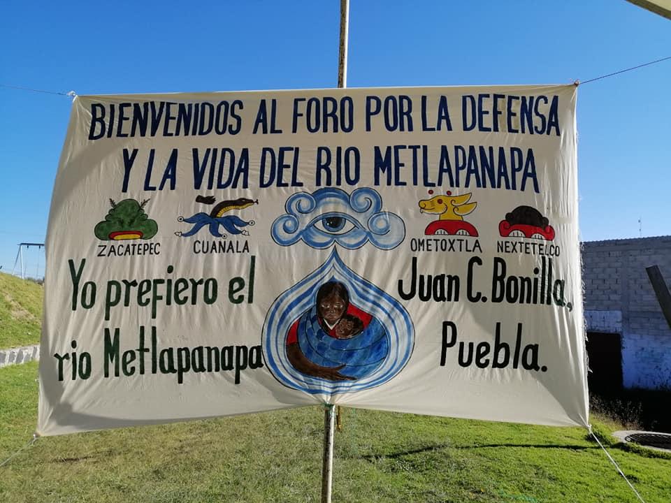 """""""El horizonte es la autonomía"""": Compañeros del municipio rebelde Juan C. Bonilla de Puebla hablan de su lucha (II de II)"""