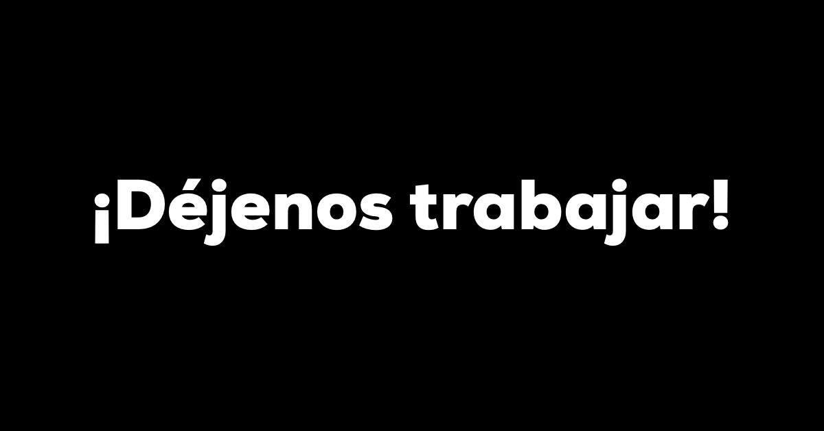 ¡Déjenos trabajar¡ Piden comerciantes de Colima y Villa de Álvarez (Colima)