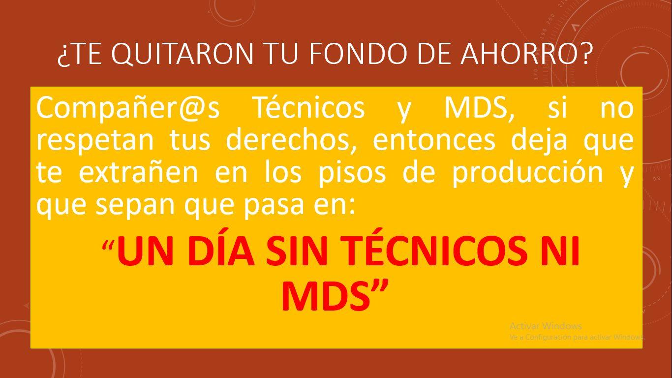"""""""Un día sin técnicos"""": convocan a paro en la industria electrónica de Jalisco"""