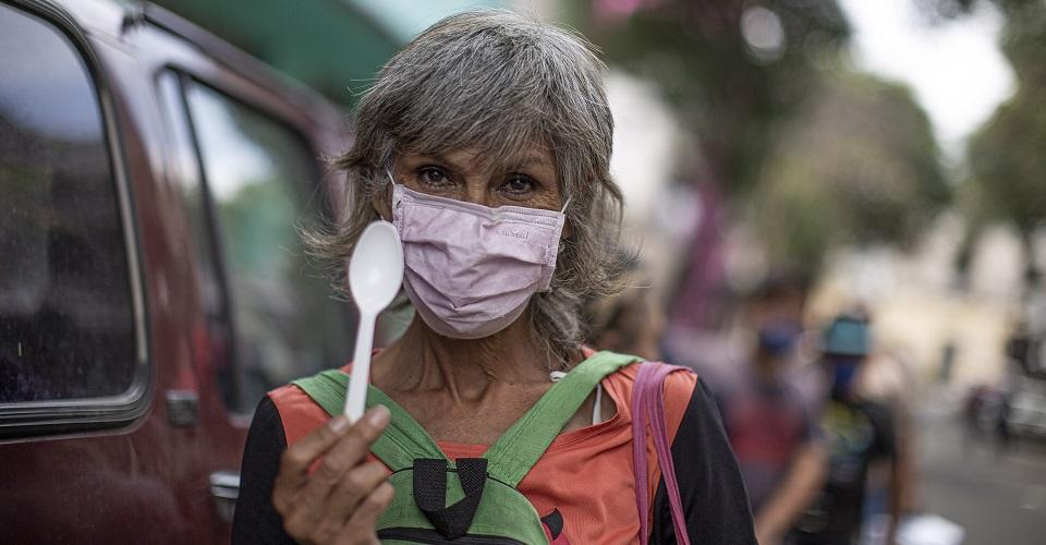 Apoyos para trabajadoras sexuales se agotan en pleno pico de la pandemia en CDMX