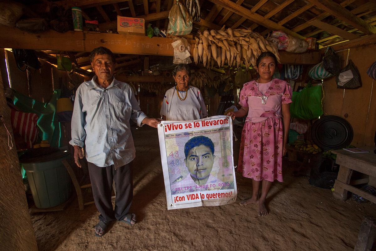 Madres y padres de los 43 se repliegan por pandemia (Guerrero)