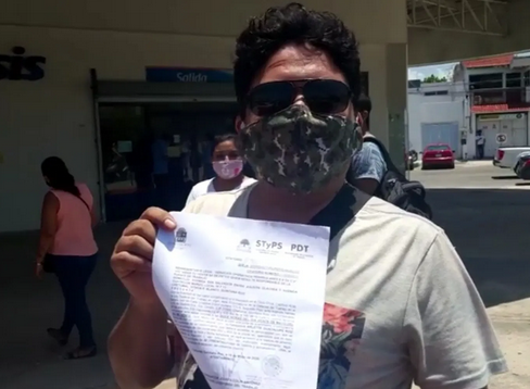 Cierran Asís Telas en Chetumal y a trabajadores: Despiden a empleados del grupo Servicios Operativos Peninsulares sin liquidación justa