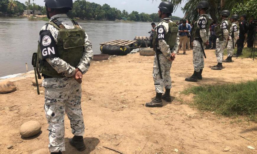 Un año después de la creación de la Guardia Nacional, México está lejos de desmilitarizar la seguridad pública