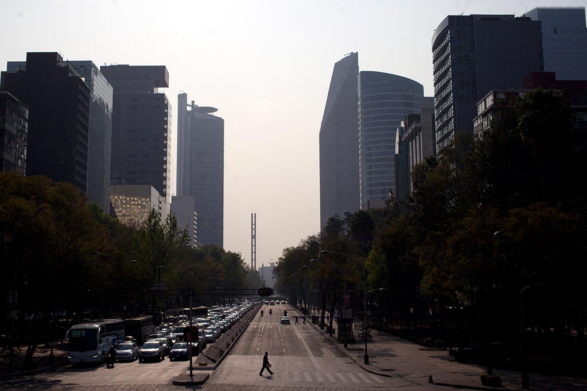 Obras autorizadas por la CDMX en Paseo de la Reforma son irregulares: MCCI