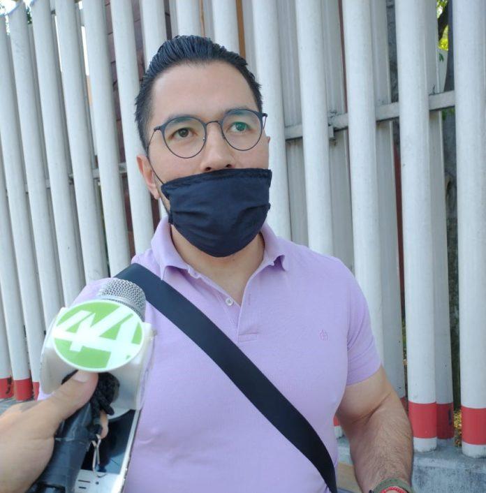 Protestan maestros de la sección 16 de SNTE por falta de pago (Jalisco)