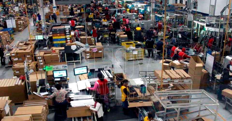 "Regresarán a trabajar obreros de ""maquilas"" en Matamoros"