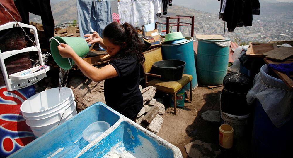 El tema de seguridad nacional: el suministro de agua en México durante la pandemia y sequía