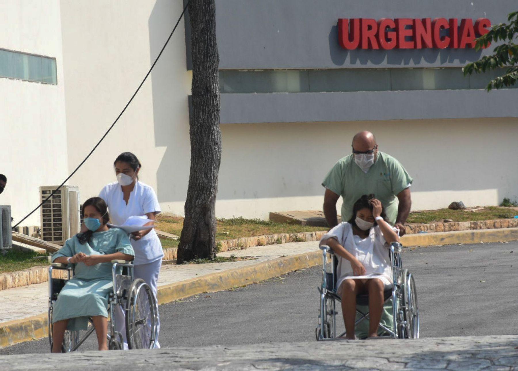 Personal médico representa 45% de los casos de COVID-19 de Aguascalientes