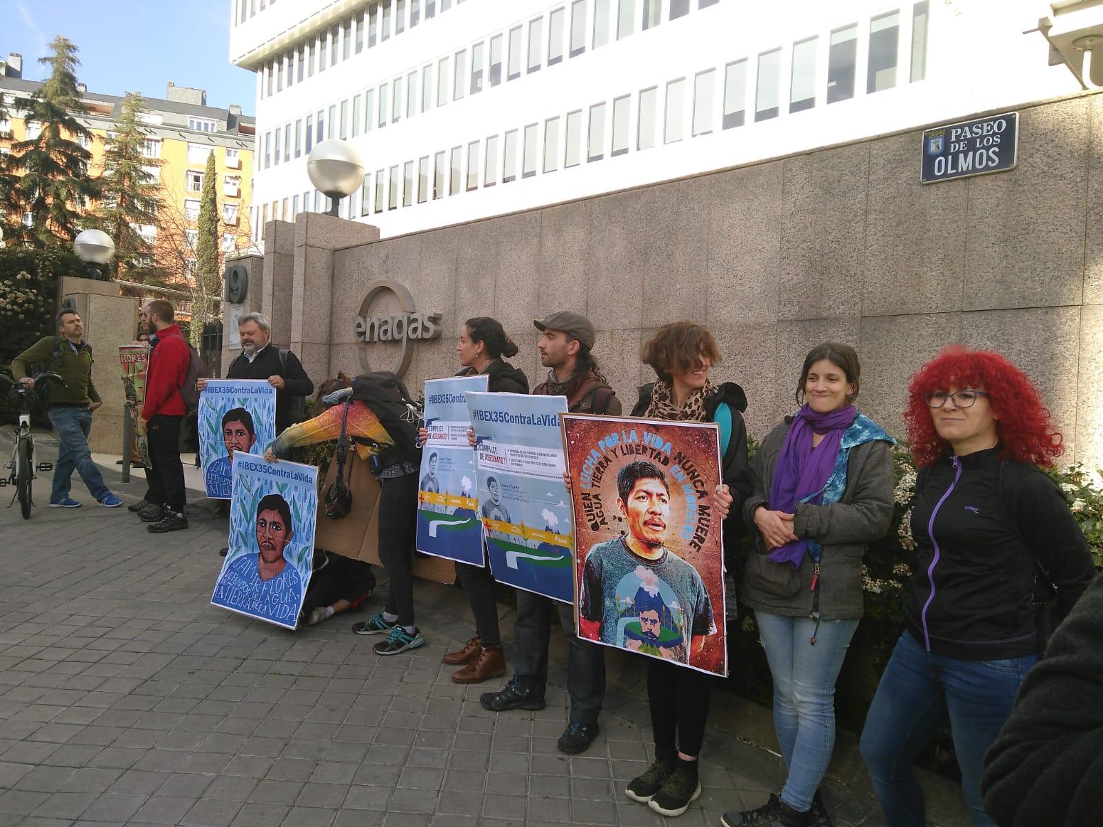 Ecologistas en Acción exige a Enagás su retirada del megaproyecto gasístico de Morelos