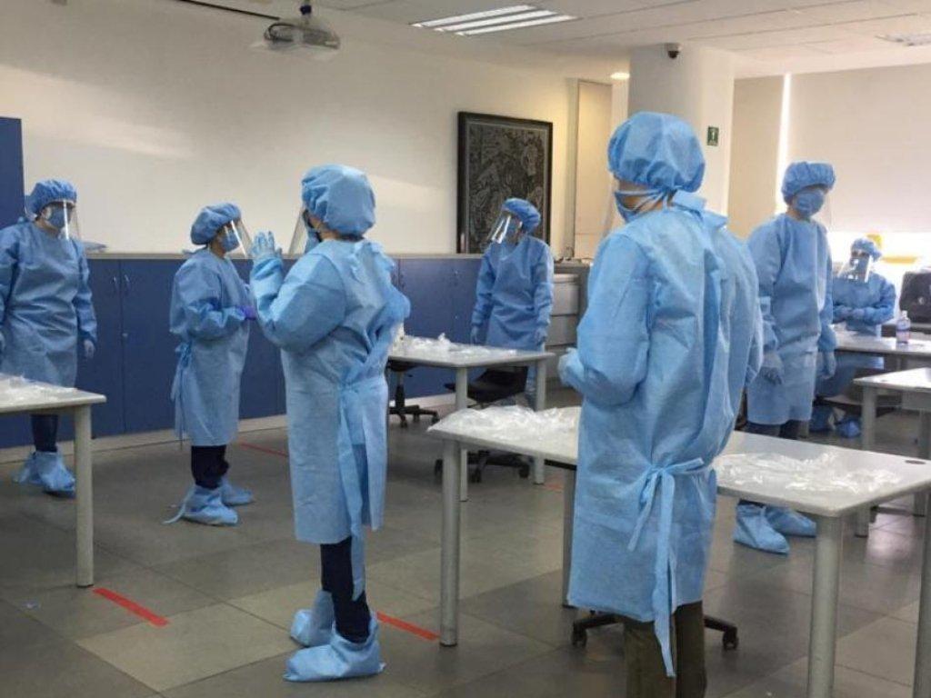 Estudiantes de medicina exigen garantías para volver a atender pacientes (Guanajuato)