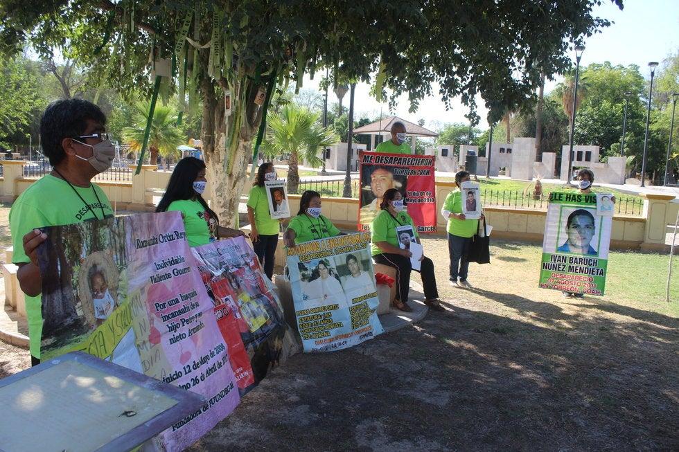 Nada que celebrar: madres de Fuundec denuncian falta de búsquedas efectivas (Coahuila)