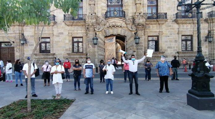 Exigen garantías de salud para trabajadores de reclusorios en Jalisco