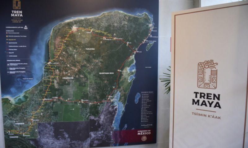 Investigadores denuncian ante FGR posible daño al patrimonio por Tren Maya
