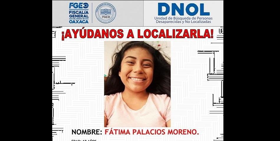 Detienen a presunto enganchador y localizan restos de jovencita desaparecida en fosa clandestina (Oaxaca)