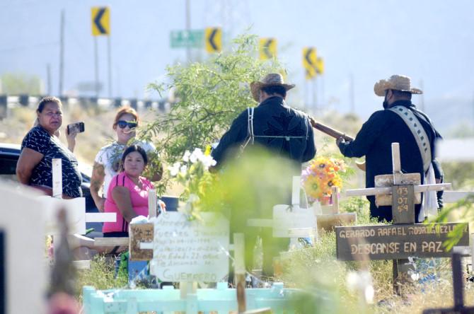 Mexicali colapsado por más de 2 mil casos de COVID-19 (Baja California)