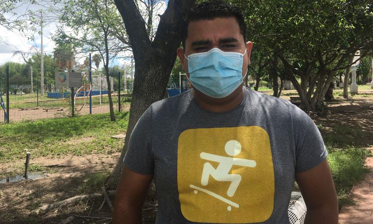 Vecinos ponchan llantas de auto de enfermero en Reynosa (Tamaulipas)