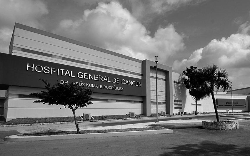 Así robaron el sector Salud de Quintana Roo